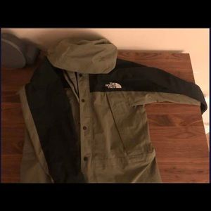 The North Face Summit Series Hooded Jacket Size M
